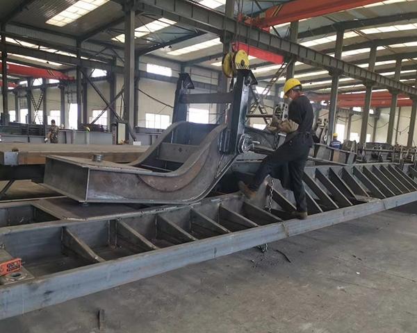 钢结构施工厂家